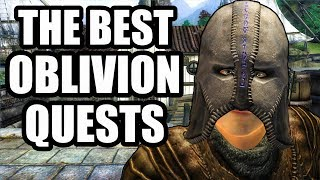 The 5 Best Oblivion Quests Of All Time