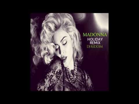 Madonna - Holiday Remix