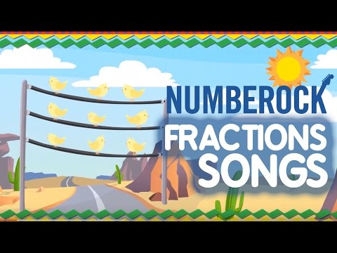 Fractions Songs For Kids: 3rd Grade, 4th Grade & 5th Grade