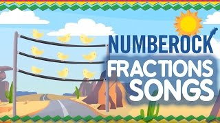 Fractions Songs For Kids Collection: One New Song For Subscribers At the End