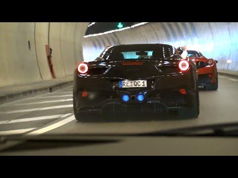 Ferrari 458 Italia w/ INSANE LOUD Capristo Exhaust System!