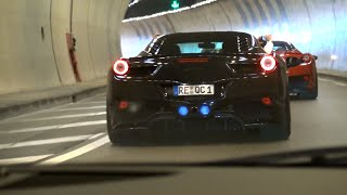 Ferrari 458 Italia w/ INSANE LOUD Capristo Exhaust System!
