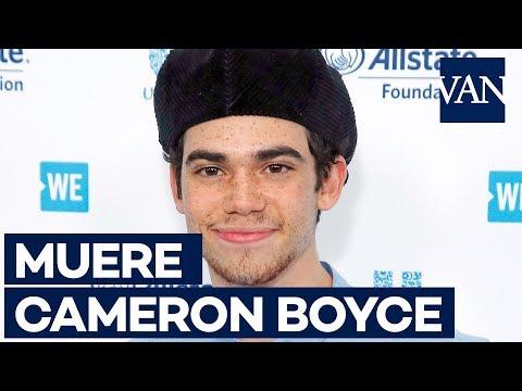 Muere Cameron Boyce, popular actor de 'Disney Channel', a los 20 años