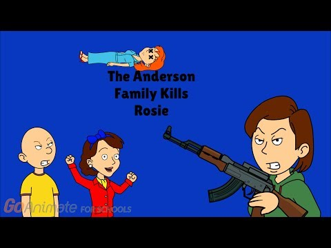 The Anderson Family Kills Rosie