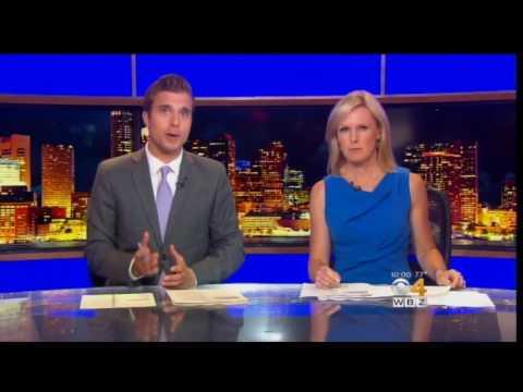 WSBK-TV - WBZ News at 10 Update and Open (2016)