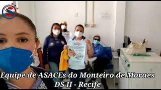 TV SINDACS PE - SINDACS PE em diligências com Equipe de ASACES do Monteiro de Moraes - DS II Recife