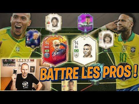 ON DEFI LES MEILLEURS JOUEURS DU MONDE AVEC NEYMAR 94 HEADLINERS ! FIFA 20