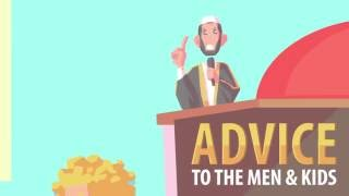 Tips for Ramadan | illustrated | Nouman Ali Khan