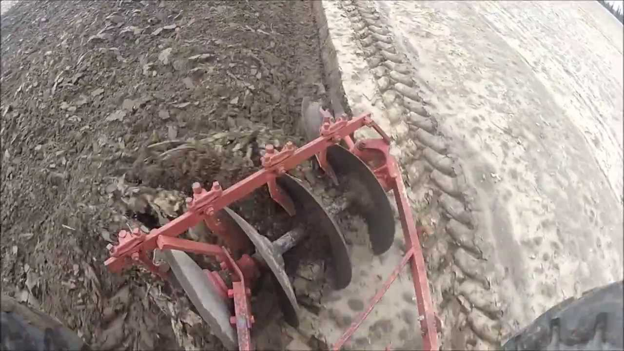 Ih mccormick c 14 d fast hitch disc harrow plow doovi