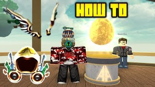 How to get The Golden Wings of the Pathfinder! *Step by Step* | Roblox | Ready Player One Event