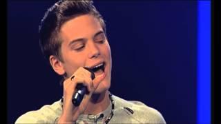 "Jim singing ""Jesse"" by Joshua Kadison - Audition - Idols season 1"