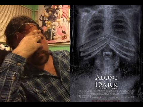 Alone In The Dark 2005 Rant Movie Review Youtube