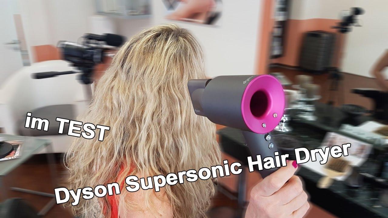 der 400 f hn dyson supersonic hair dryer im test youtube. Black Bedroom Furniture Sets. Home Design Ideas