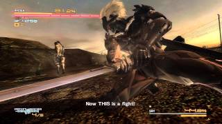 Metal Gear Rising: Sam Boss Fight HD