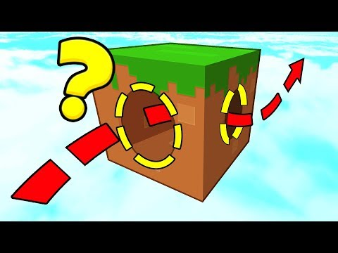 Thumbnail: What's inside a Minecraft Block?