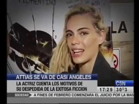 Emilia Atias Confirma Su Renuncia A Casi Angeles