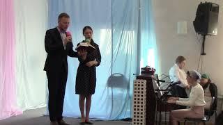 Фрагмент Песни на свадьбе у Пети и Лизы