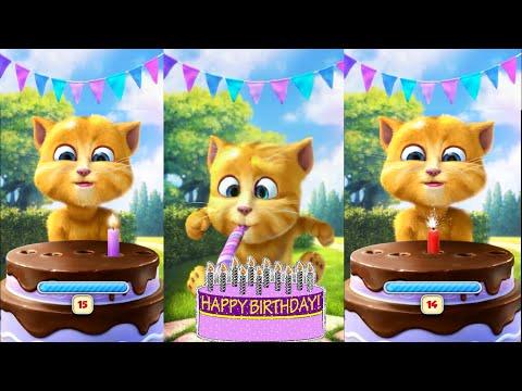มาเป่า เค้กวันเกิด กับ แมวน้อยกัน!!