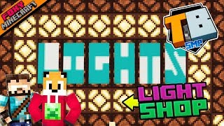 Lighting Shop | Truly Bedrock [1-41] | Minecraft Bedrock Edition SMP (MCPE / MCBE)