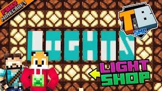 Lighting Shop | Truly Bedrock [1-41] | Minecraft Bedrock Edition SMP (MCPE / MCBE)