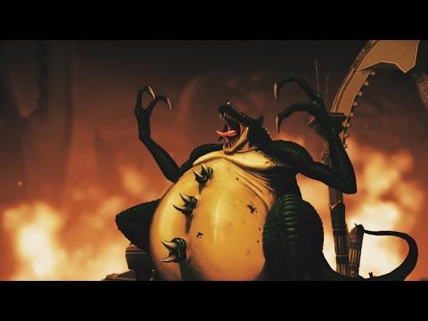 The Crimson Kingdom-Metroid Cinematica