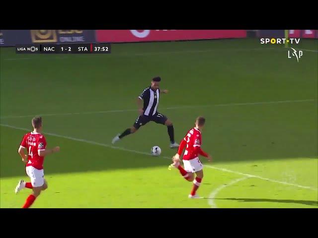 Goal | Golo Gorré: CD Nacional (1)-2 Santa Clara (Liga 20/21 #9)