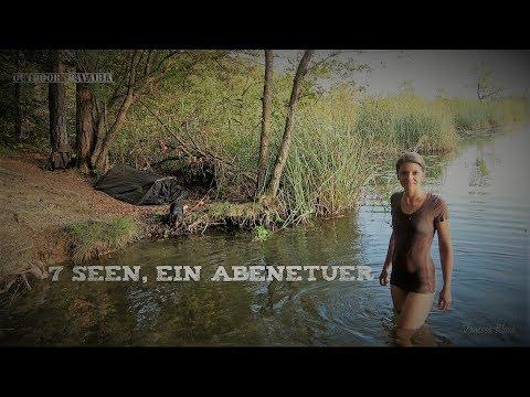 7 Seen- 1 Abenteuer - Wildcampen, Baden, Lagern am Ufer - Vanessa Blank - 4K
