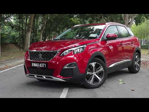 Peugeot 3008 1.6 THP Allure 2018 - Roda Pusing Review