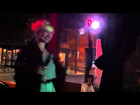 """Karaoke in Toronto Tuesday at Baby Huey's """"Don Henley - Boys Of Summer"""" by Leah"""