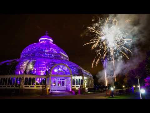 How We Transform The Palm House For Events