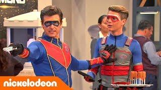 Опасный Генри | Cмешные моменты 😂 | Nickelodeon Россия