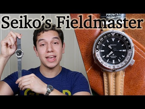 Seiko Fieldmaster SBDC035 Review - the Automatic Tuna We've All Wanted