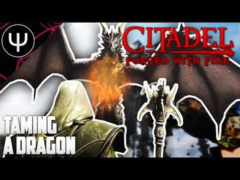 Citadel: Forged with Fire — First Impressions — Part 1 — Taming a DRAGON! thumbnail
