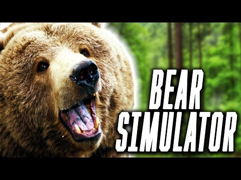 ITS A GAME ABOUT BEARS... (Bear Simulator) |
