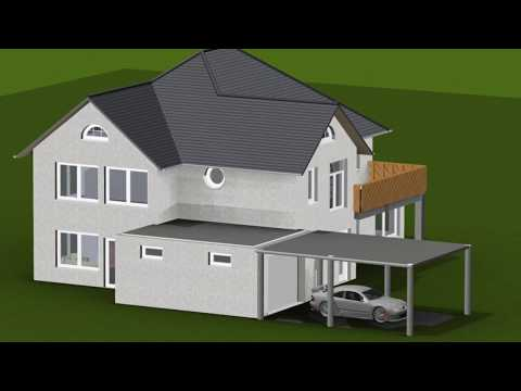 Komplette Hausplanung mit