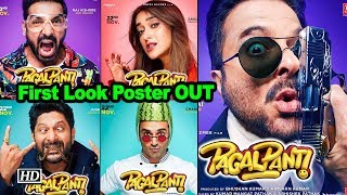 Pagalpanti   Anil Kapoor, John Abraham and other characters revealed  Motion poster OUT
