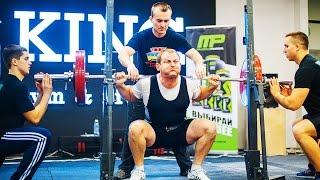 Солдатенко Андрей (1-е соревнования по ПЛ)