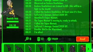 Fallout Shelter - ANDROID USERS SPECIAL - WASTELAND CHAMPION