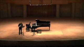 �������� ���� J. S. Bach Air for flute and piano ������