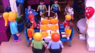 film playmobil n 12 2 4 bon anniversaire paul