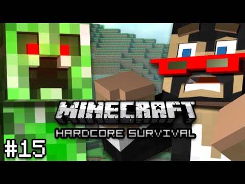 Minecraft: Hardcore Survival Let's Play Ep. 15 - THAT'S ALL, FOLKS