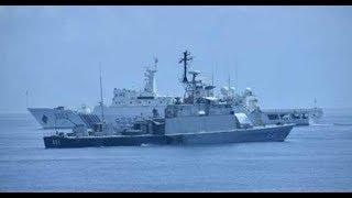 TERHANGAT ! Tak Mau Diremehkan Lagi TNI AL Hantam Balik Kekuatan 2 Kapal P3R4NG Vietnam