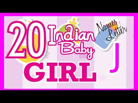 20 Indian Baby Girl Name Start with J, Hindu Baby Girl Names, Indian Name for Girls, Hindu Girl Name