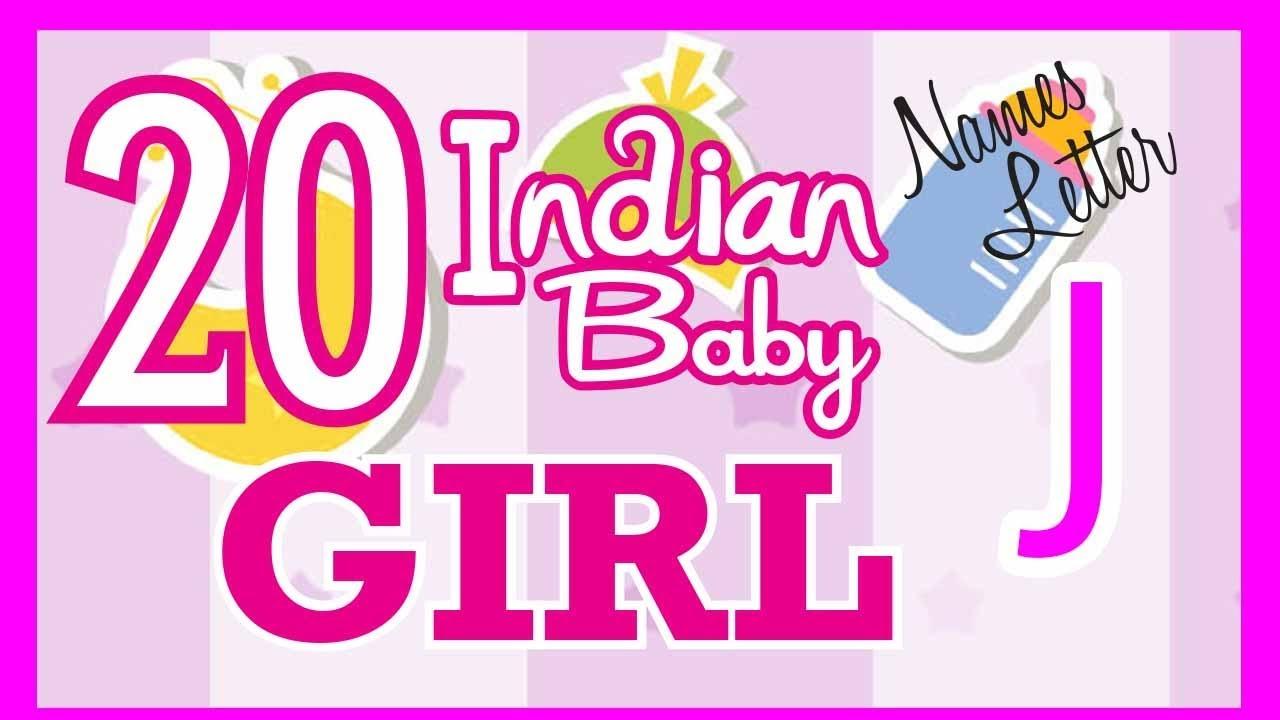 20 Indian Baby Girl Name Start with J, Hindu Baby Girl Names, Indian ...