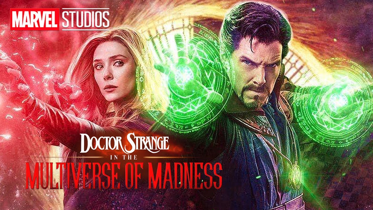 Doctor Strange 2: Multiverse Of Madness poster