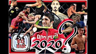 5 Fighters (& Martial Arts) The UFC Need in 2020 (and beyond) • A BD Film Study ᴴᴰ