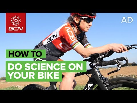 How To Test Your Bike To Make It Faster | GCN Does Science