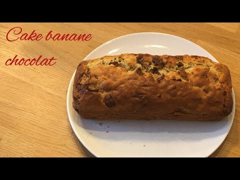 recette-de-banana-bread-aux-pépites-de-chocolat-!
