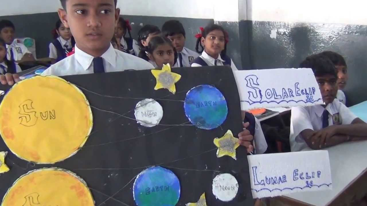 SCIENCE PROJECTS BY CLASS 5 3 - YouTube