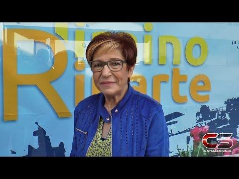 Presentazione candidatura Gina Maniaci a sindaco di Piraino